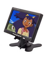 Safesight 7 inch car LCD monitor - Front right