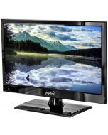 "SuperSonic SC1511 15.6"" HD LED TV with AC/DC power adapter - Main"