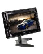 "Supersonic SC-2810 10"" Rechargeable Portable TV"