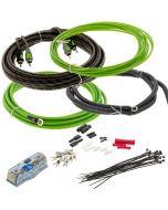 Atrend ATRF8 Surge Series 8 Gauge Car Amplifier Wiring Installation Kit