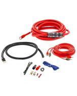 T-Spec V6-RAK4 4 Gauge V6 Series CCA Amp Kit w/2-Channel RCA Cables