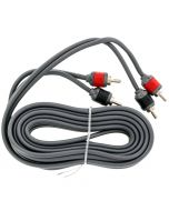 T-Spec V8RCA-32 Universal 3 Feet V8 Series Two-Channel Audio Cable