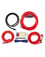T-Spec V6-4RAK Universal RCA Cable 4 Gauge V6 Series Amplifier Installation Kit