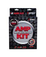 T-Spec V8-8RAK Universal RCA Cable 8 Gauge V8 Series Amplifier Installation Kit