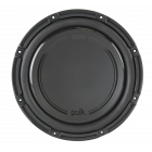 Polk Audio DB1242SVC DB+ Series 12 Inch Single Voice Coil Shallow Subwoofer with Marine Certification