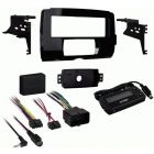 Metra 99-9700 Single DIN Dash Kit for Select 2014 and Up Harley Davidson Motorcycles-main