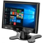 Clarus HR7001 7 inch Universal LCD Monitor with HDMI, VGA and RCA AV Inputs