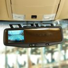 2009-2013 Ford F-150 Rear View Oval Bezel Back Up Camera - Complete Kit 1008-9526