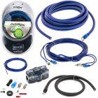 InstallBay AK4 4 Gauge Car Amplifier Wiring Installation Kit - Car amplifier installation kit