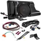 """Kicker SFSDC08 8"""" OEM Perfect-Fit Powered Subwoofer Enclosure for 2008 - 2016 Ford F-250 Super Duty and F-350 Super Crew"""