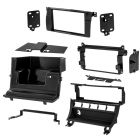 Metra 95-9312B Double DIN Car Stereo Dash Kit for 1999 - 2006 BMW 3-Series - Main
