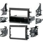 Metra 99-5815 Single or Double DIN Installation Kit for Ford, Lincoln, Mercury 2004-Up Vehicles - Main