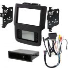 Metra 99-6527B Single or Double DIN Car Stereo Dash Kit for 2013 - and Up Dodge Ram