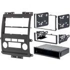 Metra 99-7428G Grey Dash Kit Turbokit Single or Double DIN Dash Kit - Main