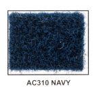 "Metra AC310 40"" Wide x 50 Yard Long Acoustic Carpet - Navy Blue"