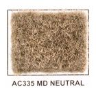 "Metra AC335 40"" Wide x 50 Yard Long Acoustic Carpet - Medium Neutral"