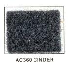 "Metra AC360 40"" Wide x 50 Yard Long Acoustic Carpet - Cinder"