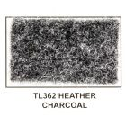 "Metra TL362-5 54"" Wide x 5 Yard Long Trunkliner - Heather Charcoal"