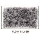 """Metra TL364-5 54"""" Wide x 5 Yard Long Trunkliner - Silver"""