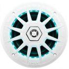 "Boss Audio MRGB65 6.5"" Coaxial Marine Speaker with LED Lights-main"