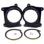 Metra 82-3043 Car Speaker Adaptors - Entire contents
