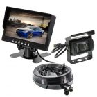 """Pyle PLCMTR71 1/4"""" CMD Commercial Weatherproof Rear View Back Up Camera System"""