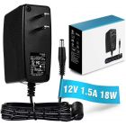 Quality Mobile Video LCDT1.5A 1.5 amp 18 watt continuous output AC Adapter