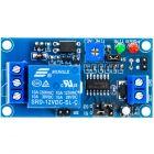 QMV TDR12V5 12 VDC SPDT 0.13 seconds to 60 Minutes Adjustable Time Delay On or Off Relay