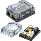 Raptor R512MANL 2-Position MANL Fuse Power and Ground Distribution Block