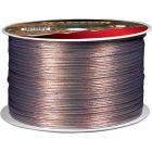 Metra S18-1000 1000' Spool 18-Gauge Clear Speaker Wire