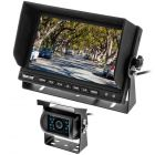 Safesight SC9001HD 7 inch 720p High Definition Commercial RV Back Up Camera System