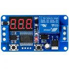 Quality Mobile Video DTR-01 12V Home Automation Delay Timer Control Switch Module with LED Digital Display