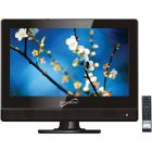 """SuperSonic SC1311 13.3"""" HD LED TV with AC/DC power adapter"""
