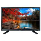 "SuperSonic SC2411 24"" HD LED TV with AC/DC power adapter"