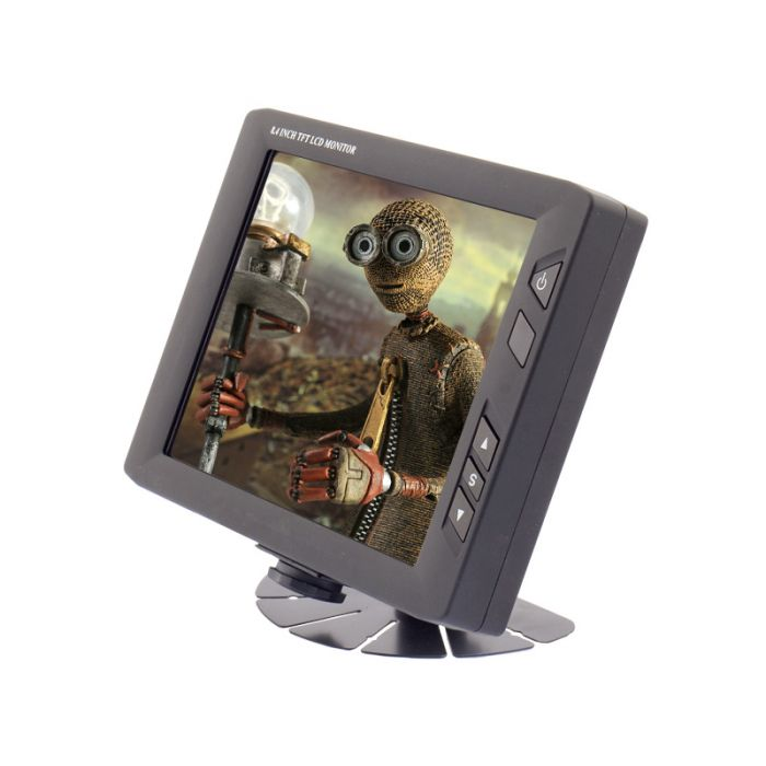 Accelevision Monitor