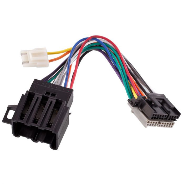 Metra 70-1862 Turbowires OEM 21 Pin Car to 12-Pin Radio Wire Harness