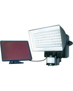 Maxsa 40226 Solar Motion Activated Security Light with 80 LEDs