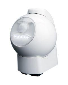Maxsa 40231 Motion Activated LED Light Weatherproof 5 LEDs