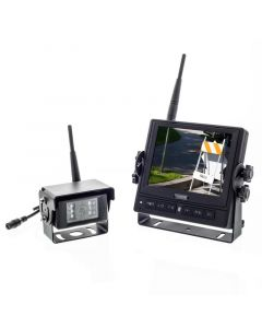Safesight TOP-SS-SC5002D 5.6 inch Digital Wireless Back up Camera System - Monitor without sun shade and Camera