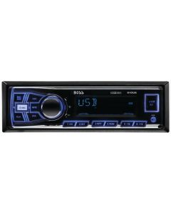 Boss Audio 612UA In-Dash Single-DIN Mech-Less Player MP3 Compatible Receiver-main