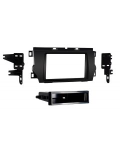 Metra 99-8233B Single or Double DIN Installation Kit for Toyota Avalon 2011-Up Vehicles