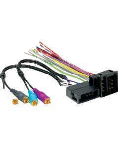 Metra 70-1785 for Volkswagen 1987-2001 Amplifier Integration Wiring Harness