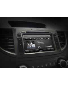 Rosen CS-CRV12-US Factory Look 7 inch Double Din Navigation Receiver for 2012-2013 Honda CRV Vehicles