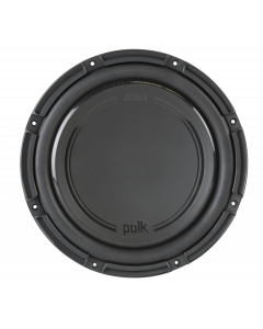 Polk Audio DB1242DVC DB+ Series 12 Inch Dual Voice Coil Shallow Subwoofer with Marine Certification