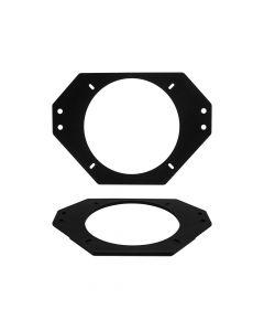 Metra 82-1013 5.25 inch Speaker Adapter Plate