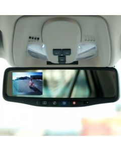 OEM Recessed Lip Camera with OnStar Mirror (10 Pin) 9002-8722