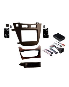 Metra 99-2023BR Brown Single or Double DIN Installation Kit