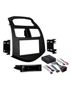 Metra 99-3309B Single DIN Installation Kit