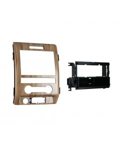 Metra 99-5820DW Dark Walnut Single DIN Installation Kit
