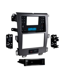 Metra 99-5829CH Single or Double DIN Installation Kit
